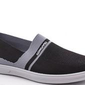 Текстильные кроссовки 41-45 р