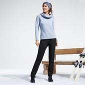 Комфортные термо брюки с начесом тсм tchibo (Германия). Размер 38 евро, на наш 44