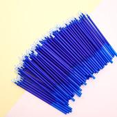 """Лот = 5 шт! Сині стержні для ручки-стирачки. Ідеально в школу. Стержни для ручки """"пиши-стирай"""" синие"""