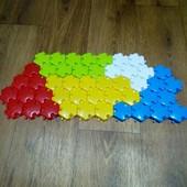 Пазл-Мозаика 46 деталей 6*6 см