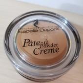 Тональная основа - крем Isabelle Dupont Cream Foundation с шелковистой мягкой структурой, тон 02