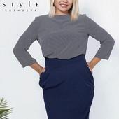 Платье ™Фабрика моды, размер 48.