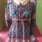 Красивая блузка, состояние идеальное