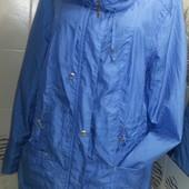 Для ВАС! Куртка-ветровка 18 размер. Читайте пож. описание!