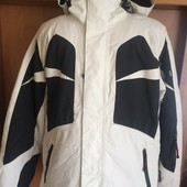 термо куртка, мембрана, весна, внутри флис, р. S. Rodeo Recco. состояние отличное