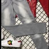 Стильние джинси підросток якість супер