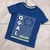 Стоп ! ❤ Фирменная стильная футболочка для мальчика,7-8 лет❤ Много лотов!