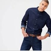livergy.стильная катоновая рубашка L41/42