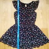 Воздушное летнее платье M&S р.134