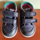 Деми ботинки Pablosky паблоски темно синие 23 размер