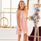 Воздушное нарядное платье на девочку Lupilu Германия 98/104