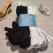 Германия!!! Женские высокие носки (указаны как детские)! 7 пар в упаковке! 39-42 размер!