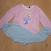 Пижама Disney кофта -флис,штаны-х\б состояние очень хорошее