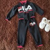 Спортивный костюм на 2-3годика