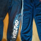 Спортивные штаны 10-12лет. Лот2 пары