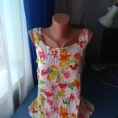 Симпатичная блузка/майка, р.S/M