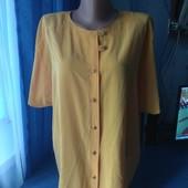 Симпатичная женская блузка, р.44(52-54))