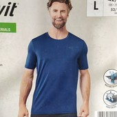 Отличная мужская футболка Crivit Германия размер L (52/54)