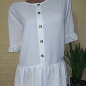 Очень красивая блузка р-р 20