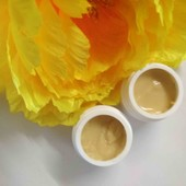 Ночная крем-маска для лица и шеи на мёде и белой глине.