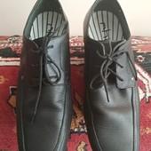 туфли кожа, стелька 25 см.