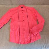 Рубашка мужская новая, по бирке м. Турция