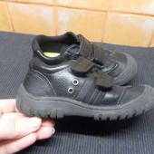 Кожаные туфли Bobbi Lhors состояние очень хорошее