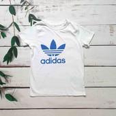 ✔ Хлопковая футболка 7-8 лет ✔