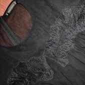 Zara, М, шифоновый комбинезон шортиками на подкладке