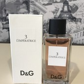 насичений Dolce&Gabbana Anthology L`Imperatrice 3 100мл