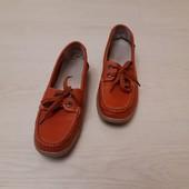 Супер зручні шкіряні туфлі