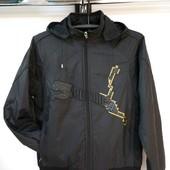 Куртка мужская демисезонная двухсторонняя 46-48р. Распродажа