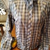 Стильная курточка-ветровка, размер 40 – М, фирма Comma.