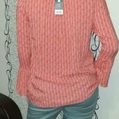 Блузка рубашка хлоковая Esmara M