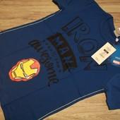 Польша! Cool club! Крутая футболка для мпльчика рост 146 см оригинал Marvel!