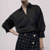 Новые юбка-шорты Zara размер M-L