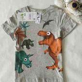 Классная детская футболка palomino c&a, р.104, последняя!