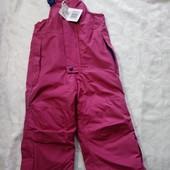 Impidimpi Германия Надежные теплые лыжные штаны 86/92р евро