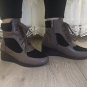 Зимняя распродажа! Зимние женские ботинки