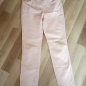 Стречеві джинси колір пудри, ідеальний стан, 10% знижка на УП
