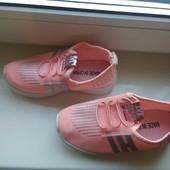 Лёгкие кроссовки.18см