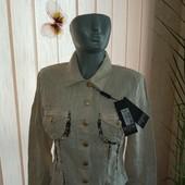 Пиджак фирмы Sassofono, размер 29