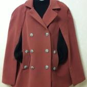 Пальто-пончо, размер L
