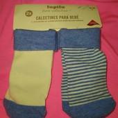 lupilu.комплект из двух пар носков pure collection , 15-18