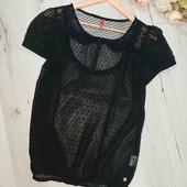 L Шикарная блуза футболка Oliver