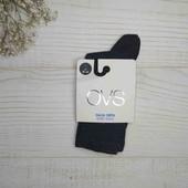 Серые носки OVS фактурные, р.38-40