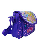 Фиолетовая сумочка в горошек Winx