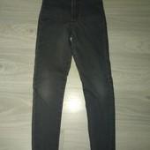 Зауженные джинсы 11-12лет