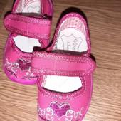 Тапули для маленькой принцески