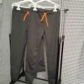Классные, очень удобные спортивные штаны для мальчика. 140 размер. Одна ростовка!!